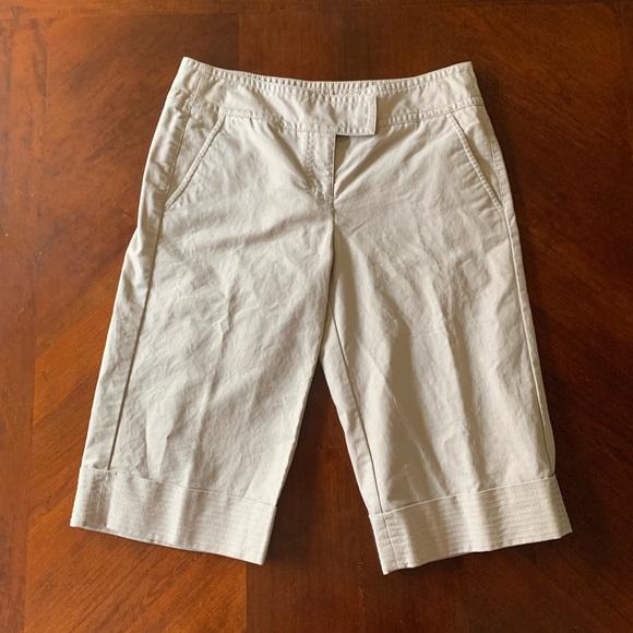 Ann Taylor Pants - Ann Taylor Boardwalk Shorts